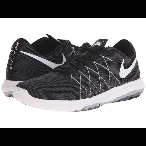 official photos 106e8 03cac Nike women's flex fury 2 Black cable running shoes